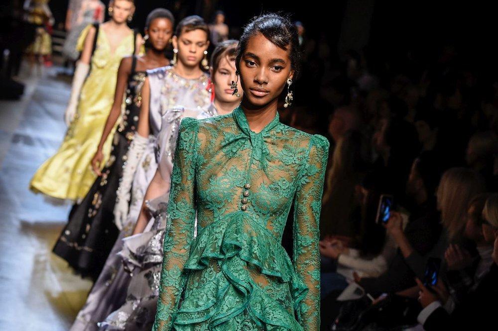 London Fashion Week Baroque Lifestyle
