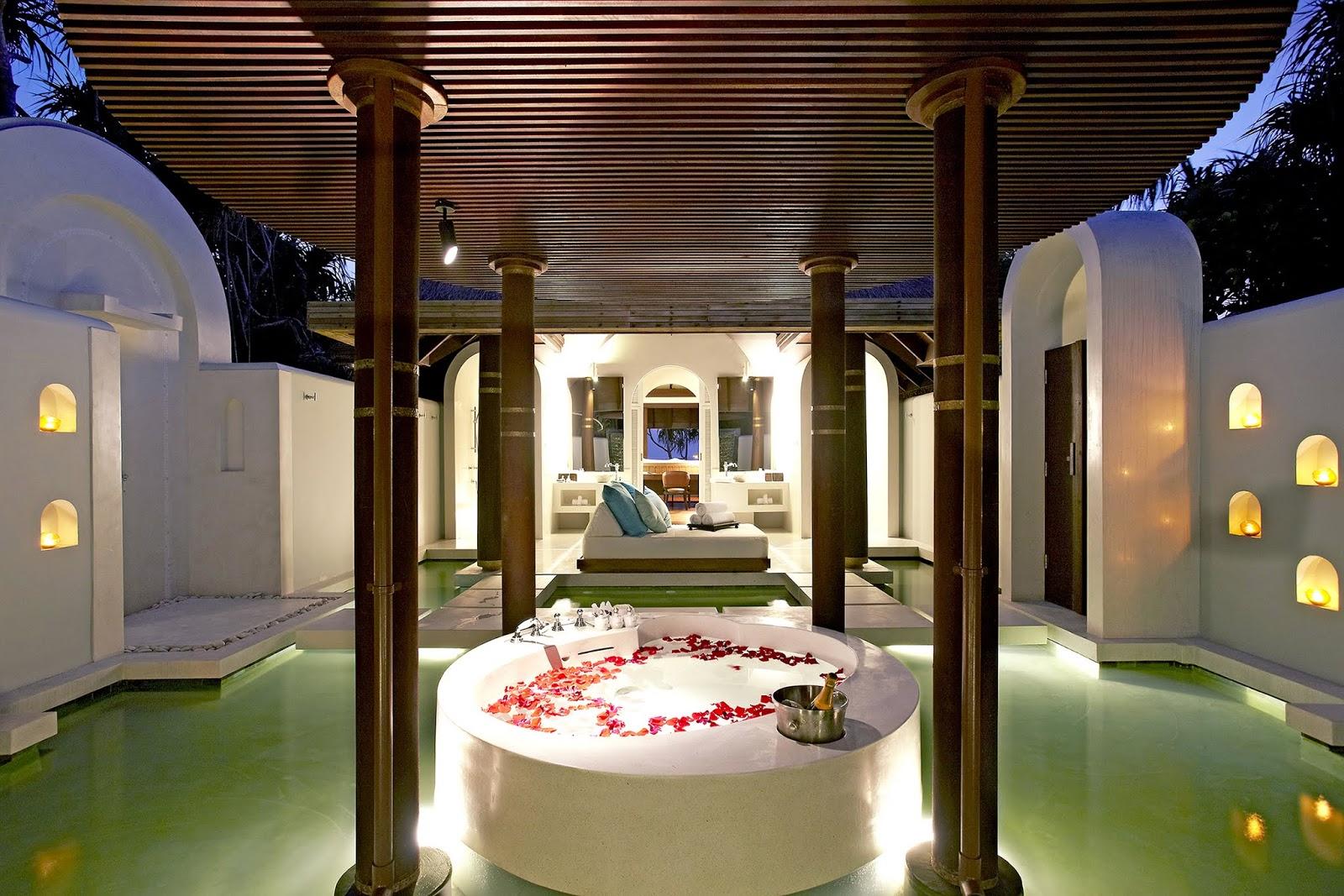 Unique spa offerings
