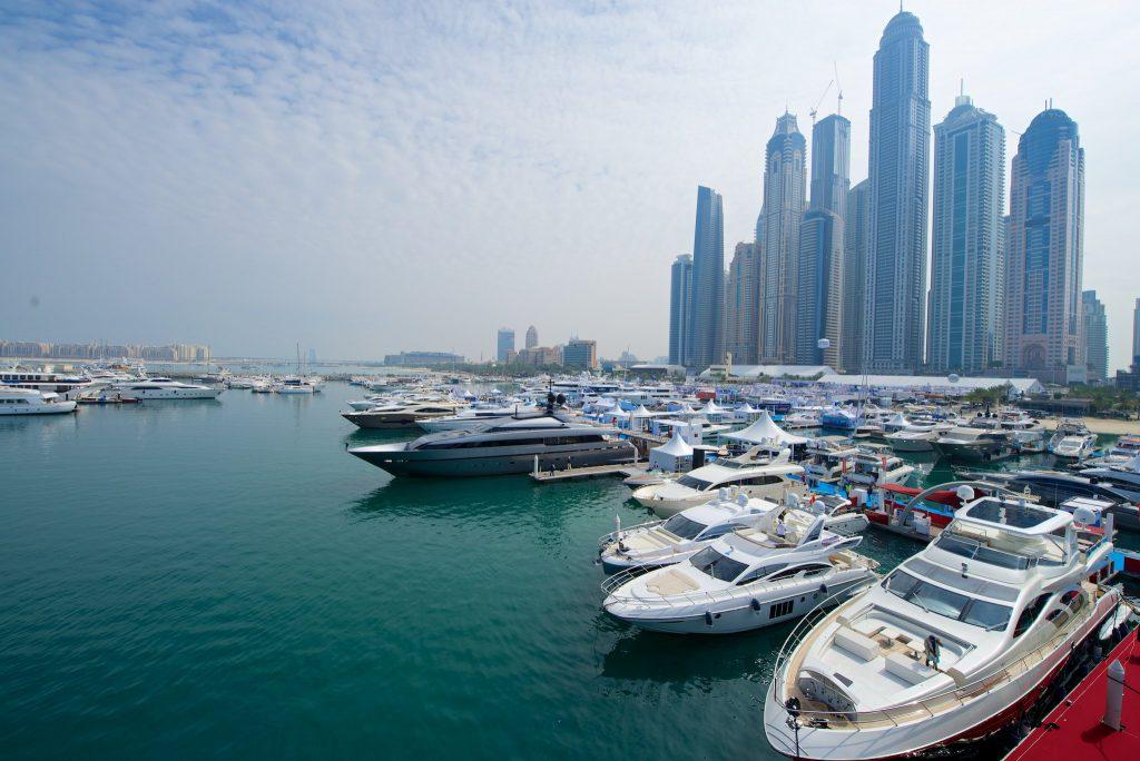 Dubai International Yacht Show