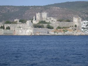 Bodrum Lake front