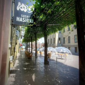 Hashiri in San Francisco