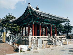 traditional Korean spa